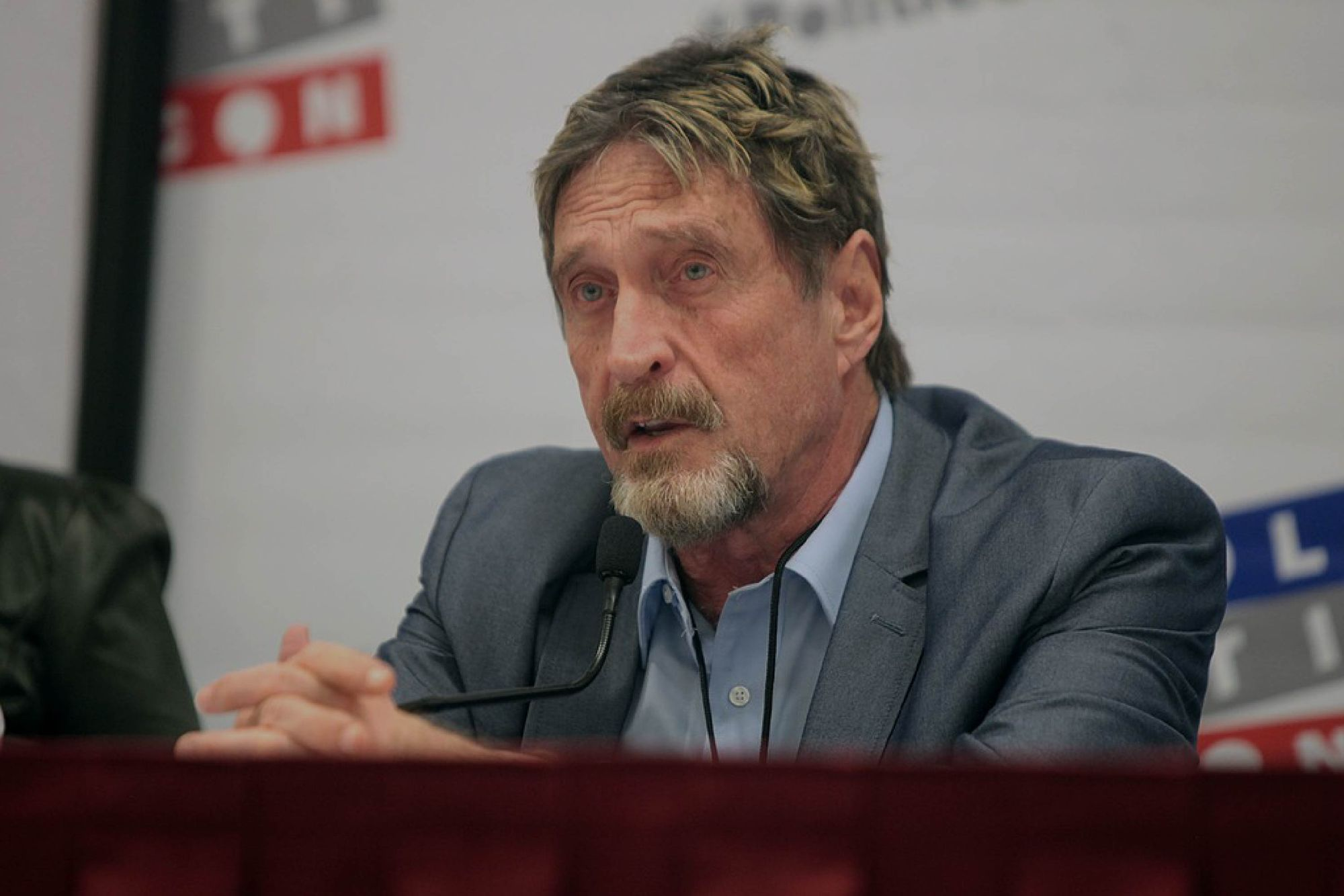 John McAfee committed suicide, the cruel fate of a famous crypto celebrity