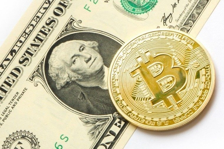 "Bitcoin hurts government ""CONTROL"" of Dollar"