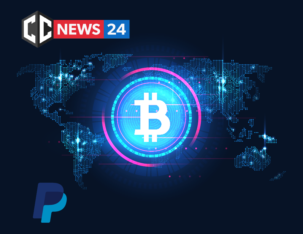 PayPal cleared $ 242M in crypto trades in just one day