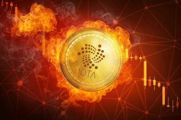 Big black mark on IOTA project