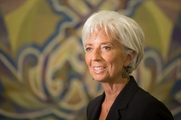 IMF Chief Christine Lagarde on crypto market regulation