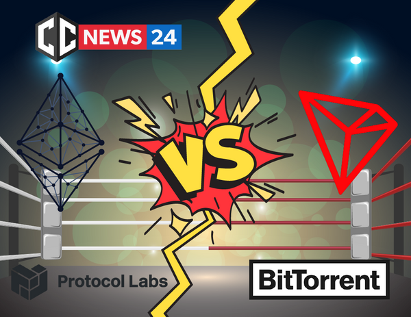 BitTorrent and J. Sun under sharp criticism of founder ETH V. Buterin and CEO of Protocol Labs J. Benet