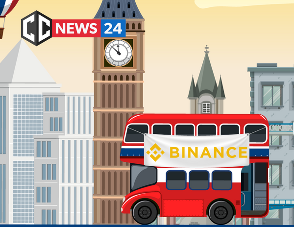 Binance is officially expanding to the United Kingdom