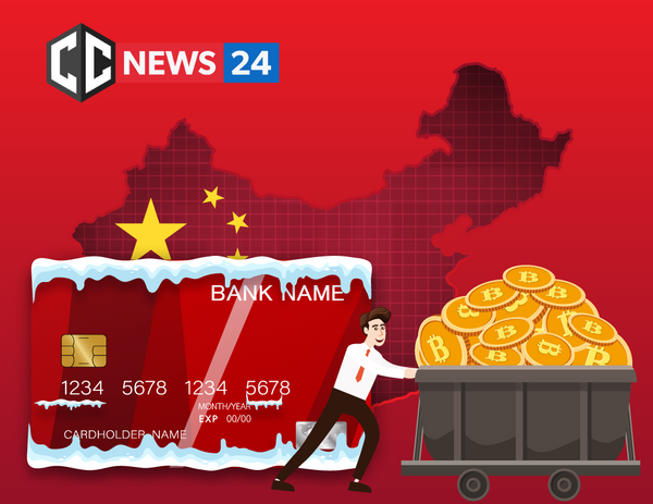 Panic in China - Miners report a large number of frozen bank cards
