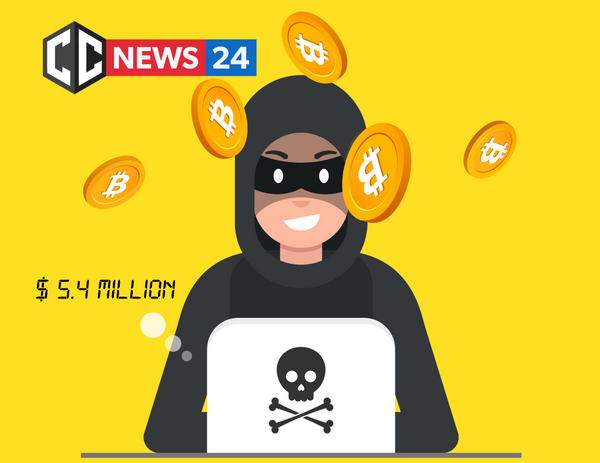 Hackers stole $ 5.4 million in crypto assets from the Hot Wallets of the ETERBASE