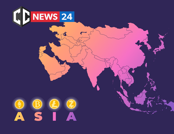 Asia can be rightly called a Crypto Landscape