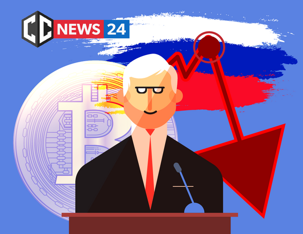 Russian economist A. Aksakov called Bitcoin a bubble that would burst over time