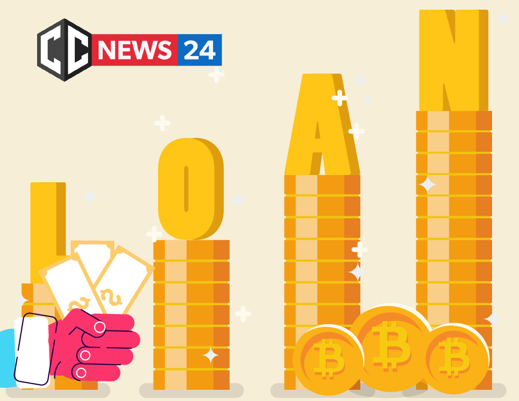 The lending market of cryptocurrencies increased sharply last year